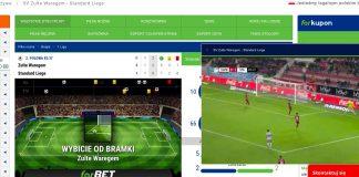 Forbet a darmowe mecze online